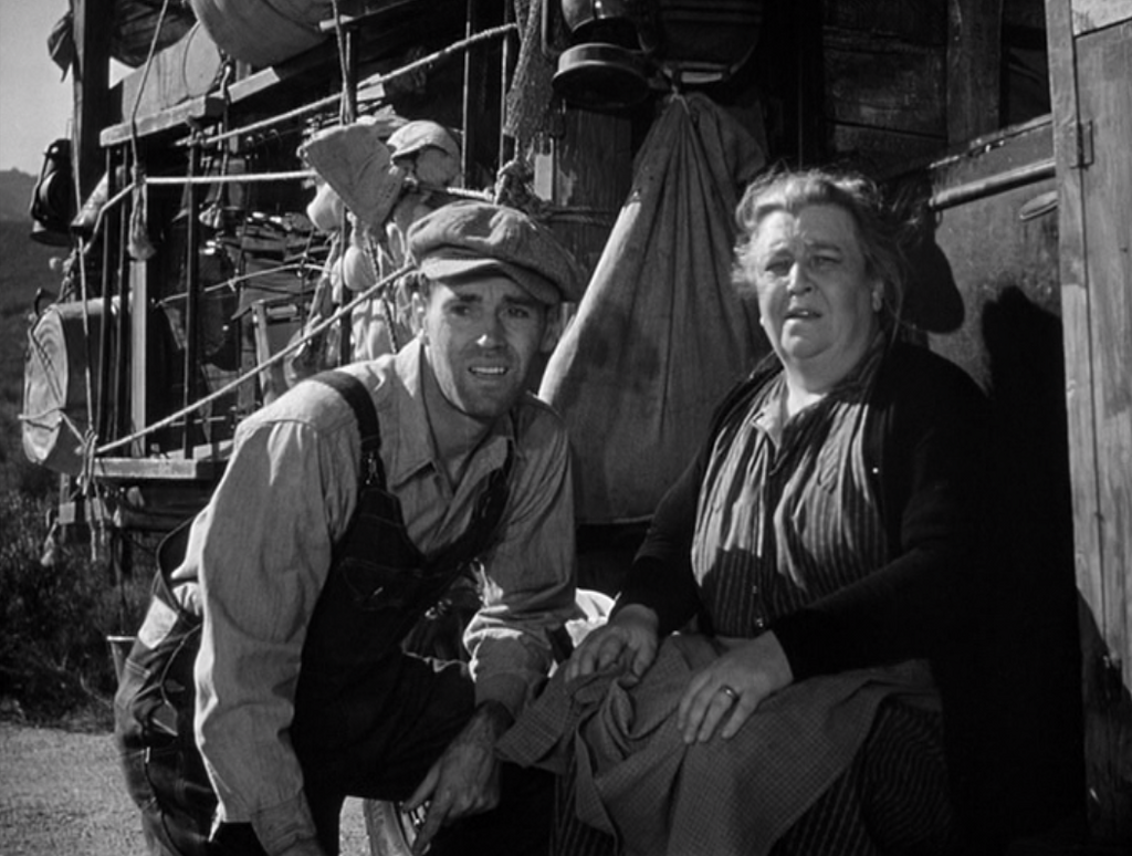 a review of the movie the grapes of wrath Messages can be conveyed to an audience in a number of different ways, whether it is a poem, a written story, or a movie - grapes of wrath movie vs book introduction.