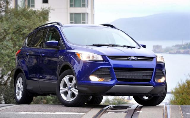 フォード・エスケープ3代目 北米仕様車、2012~現行