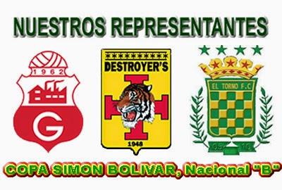 REPRESENTANTES NACIONALES