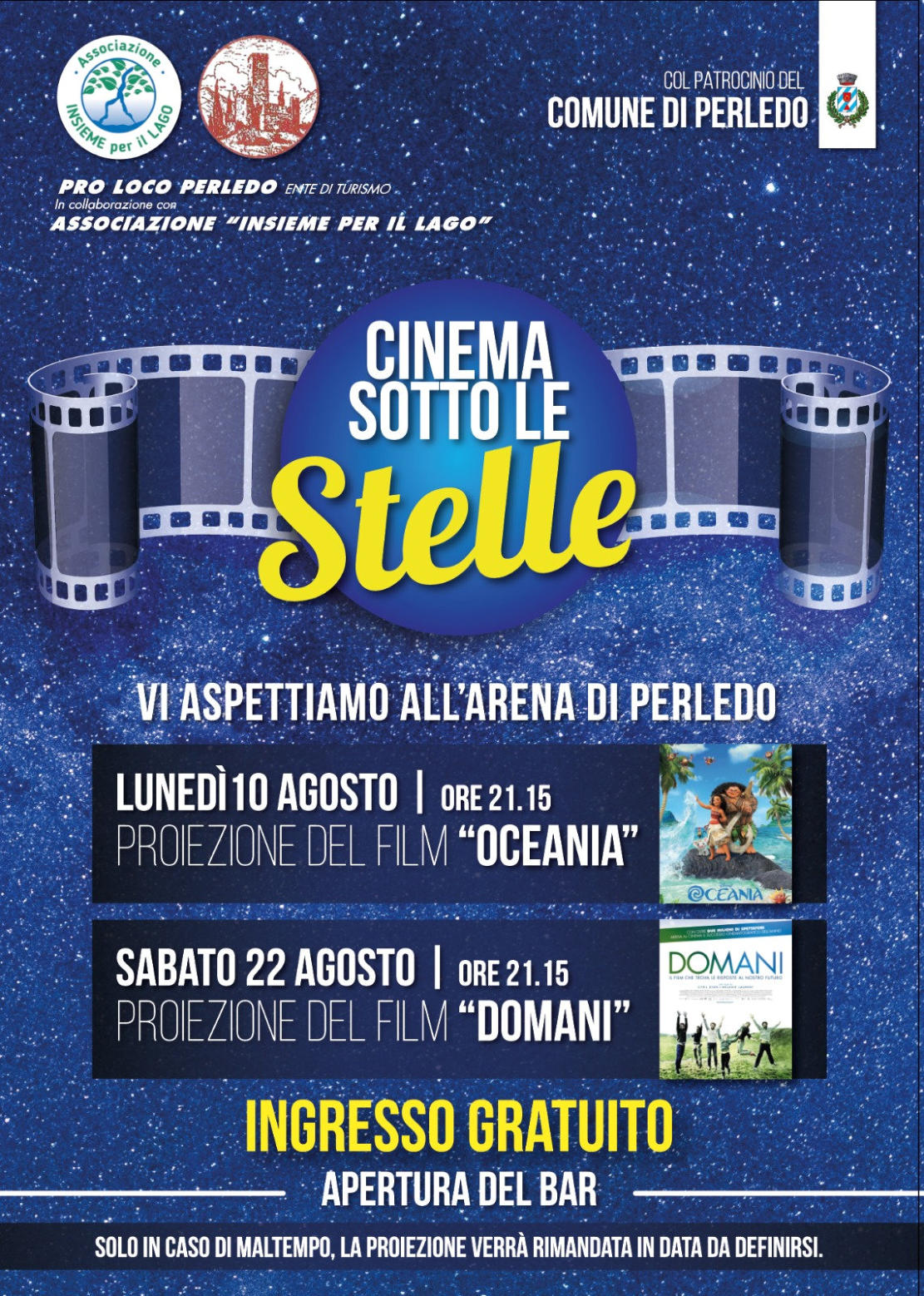 Cinema a Perledo