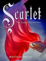 Cover of Scarlet by Marissa Meyer