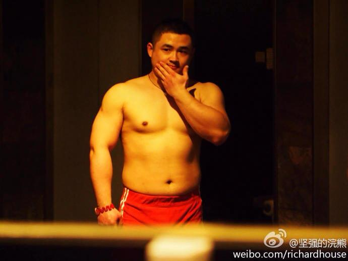 Asian bear men in the making facebook asian muscle bear