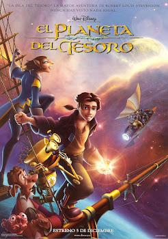 Ver Película El planeta del tesoro (Treasure Planet) Online Gratis (2002)