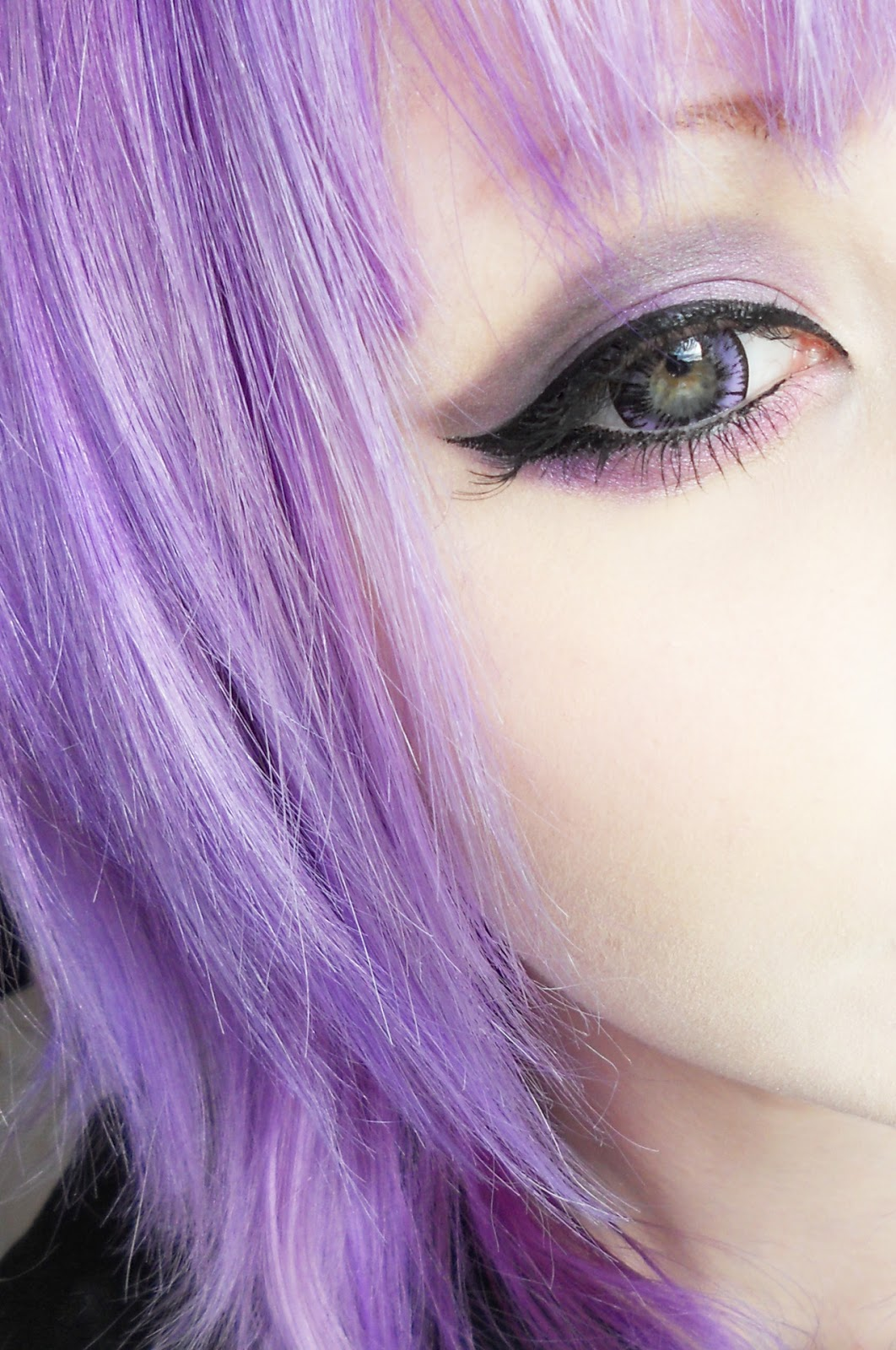 Girls With Light Purple Hair Tumblr Eoljjang World