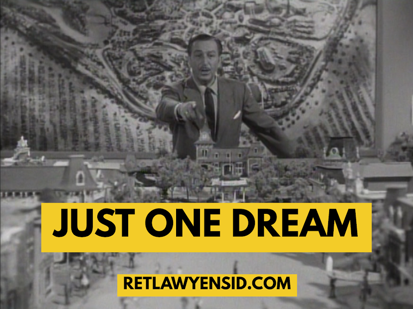 Just One Dream: RetlawYensid.Com