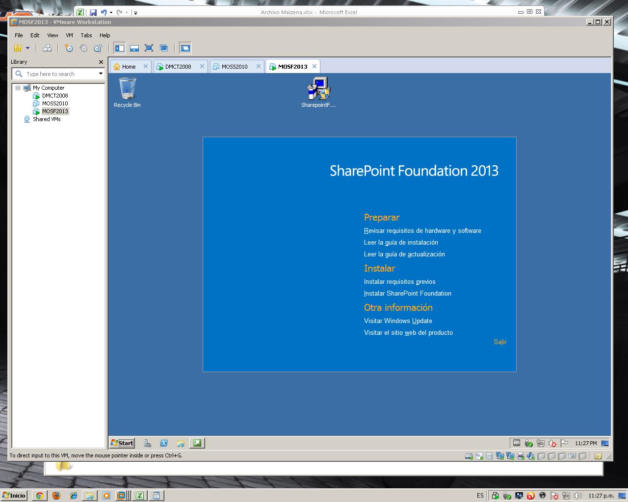 Foundation Workstation
