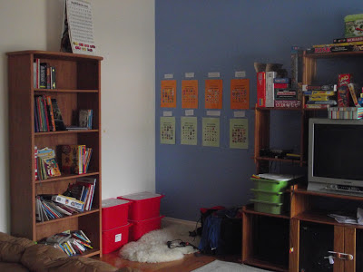 home education space