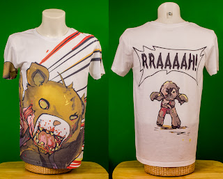 Bearlands Zombie Bears T Shirts