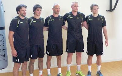 Diego Simonet lesionado en gemelo | Mundo Handball