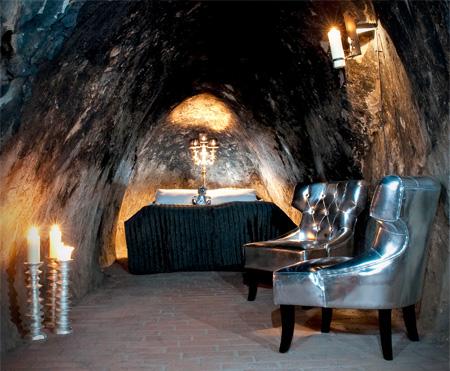 Hotel bawah tanah di Sweden