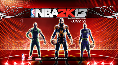 NBA 2K13 Nike Elite Series 2.0 Superheroes Mod