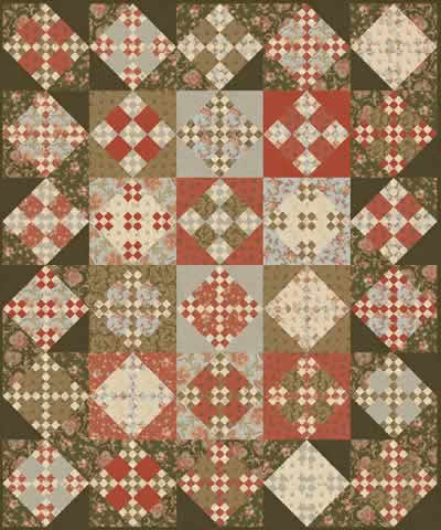 Barbara Brackman s MATERIAL CULTURE: Free Patterns From Moda