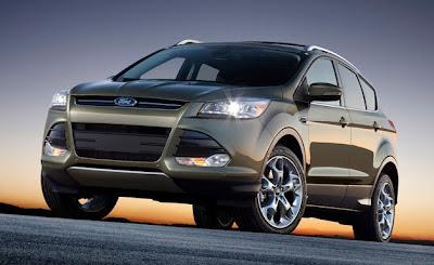 2013 Ford Escape Price