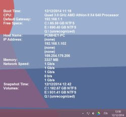 info hardware pc su desktop