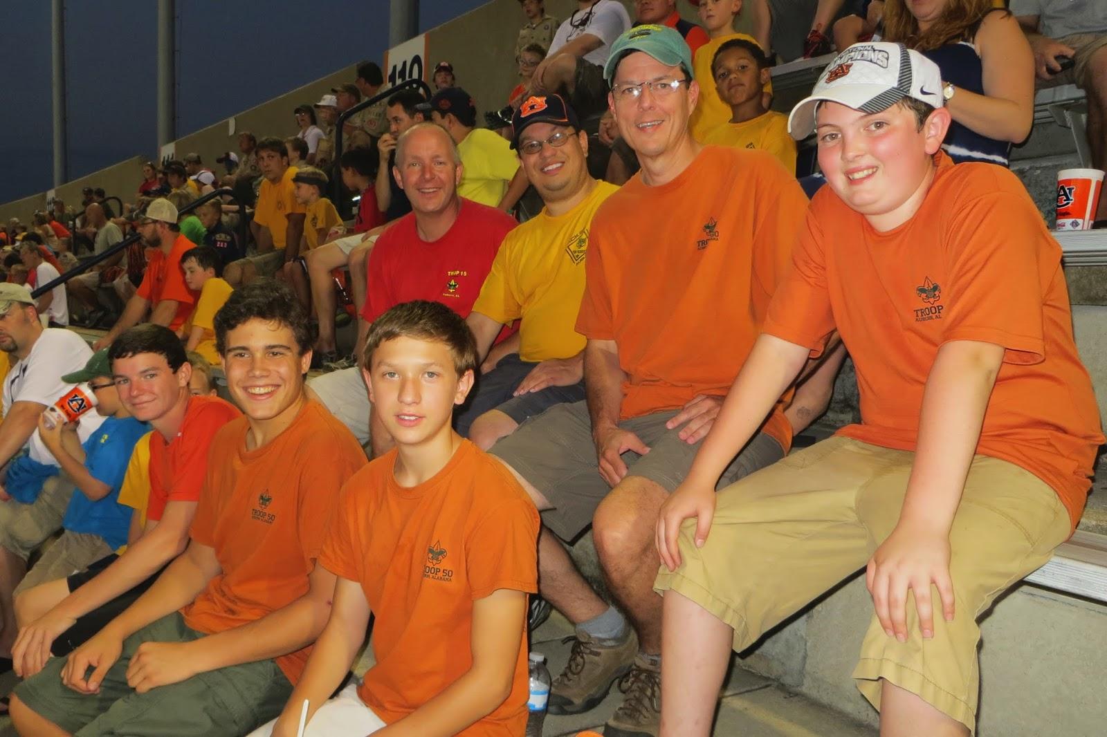 Boy Scout Troop 50 Chattahoochee Council Auburn Ala Troop50