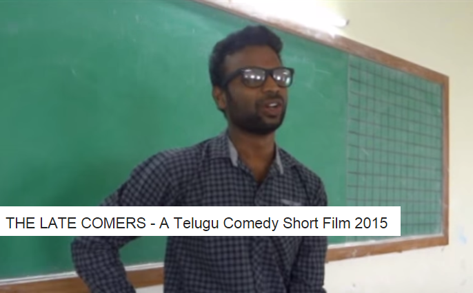 THE LATE COMERS SHORT FILM By Shravan Kotha