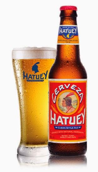 Cerveza Cubana Hatuey
