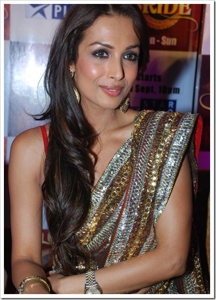 images of kajol in saree. Malaika Arora