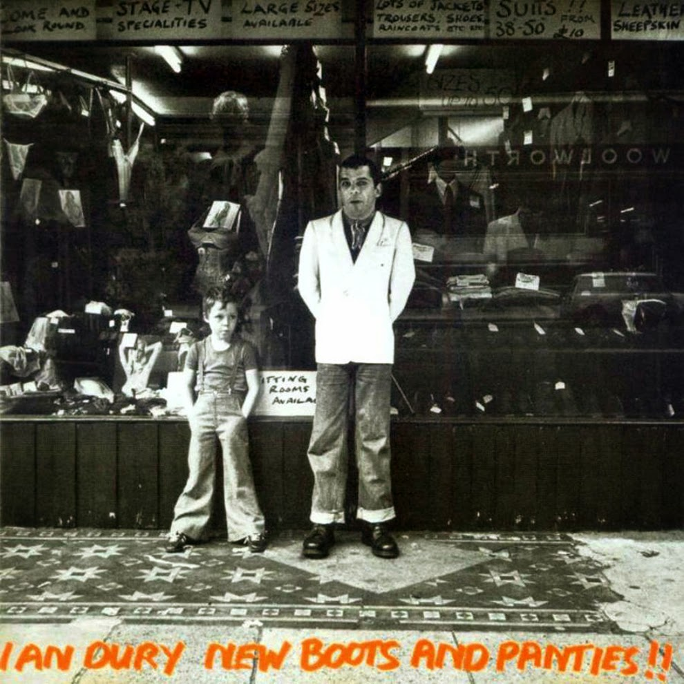 One man 1001 albums ian dury new boots and panties 1996 reissue ian dury new boots and panties 1996 reissue solutioingenieria Image collections