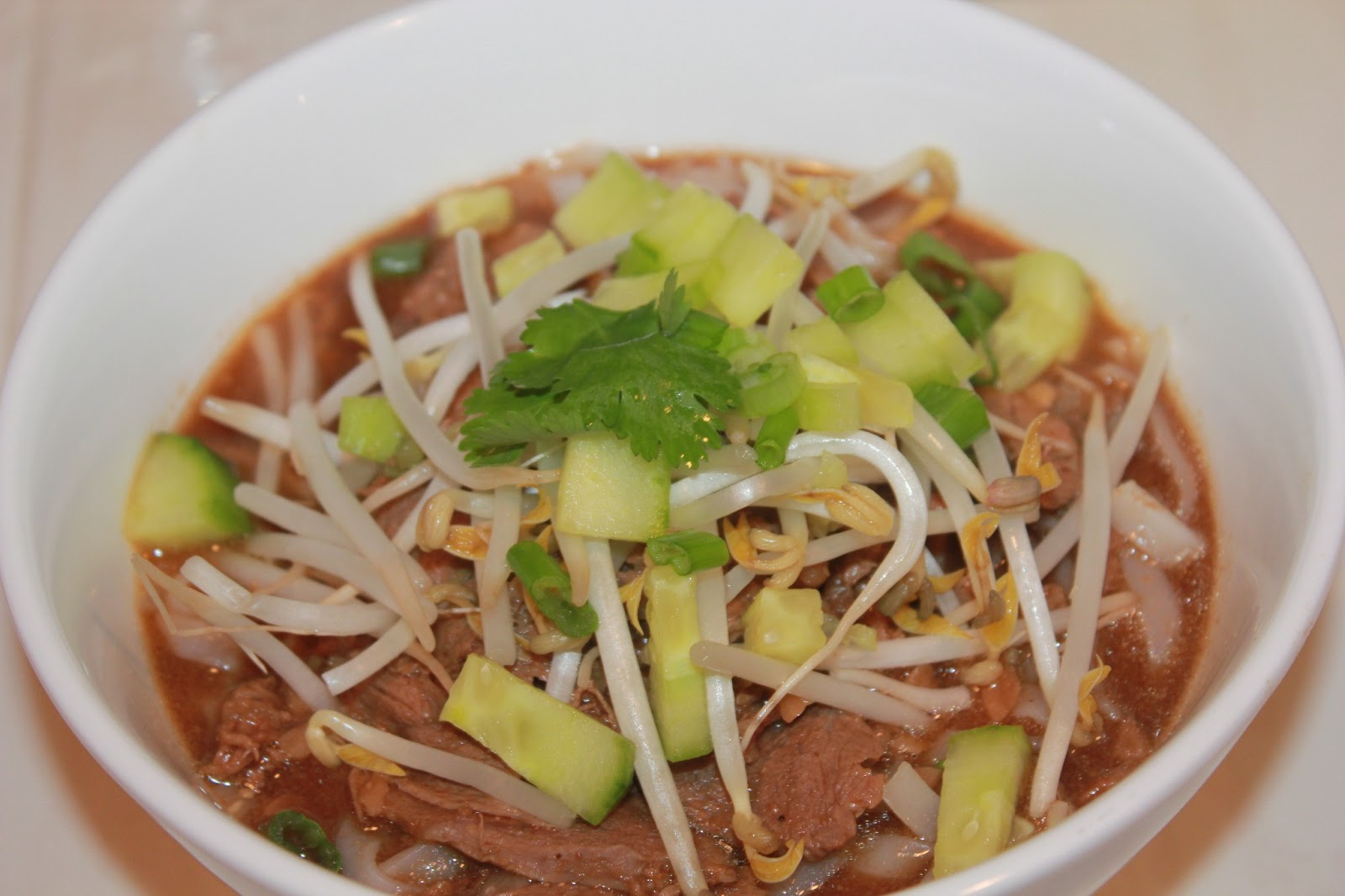 how to cook beef and noodles