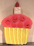 Biscotto Cupcake