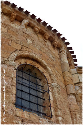 iglesia romanica Ntra Sra del Rivero, San Esteban de Gormaz