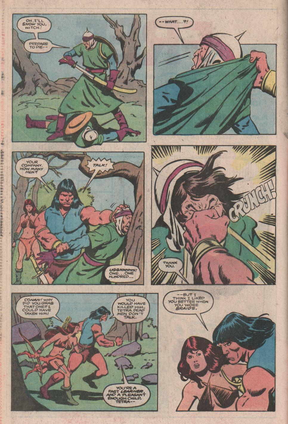 Conan the Barbarian (1970) Issue #173 #185 - English 6