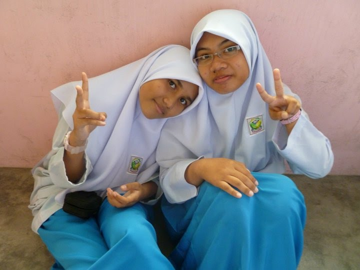 I AND NADHIRAH