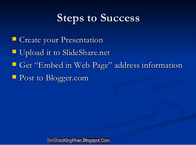 ... microsoft powerpoint slideshows that rather than motivating have your