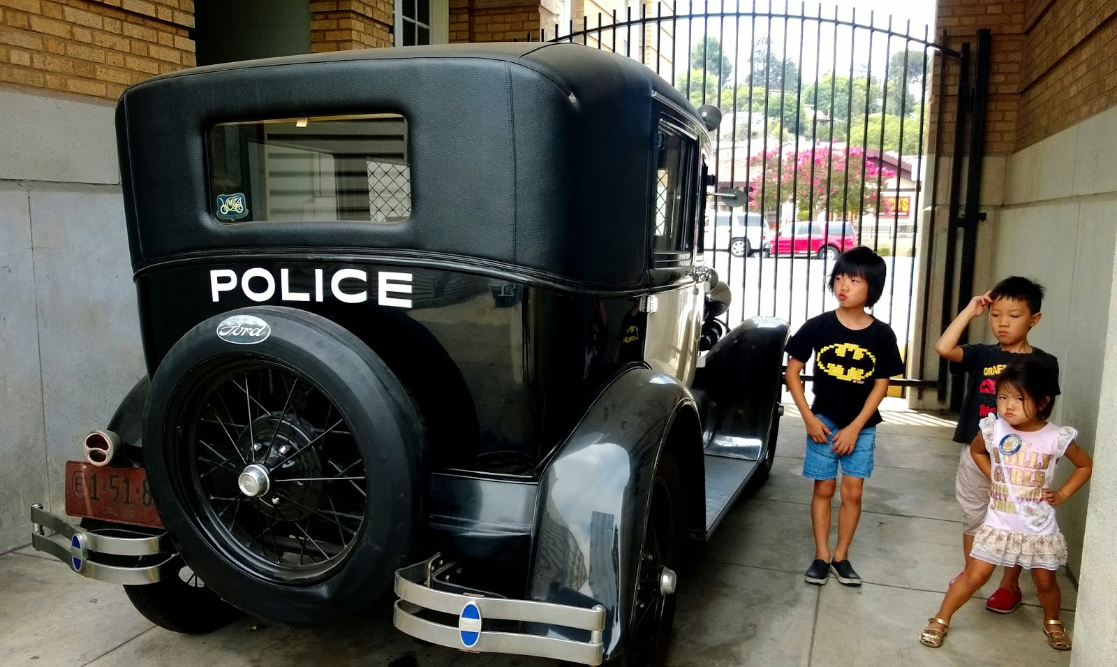 The Los Angeles Police Museum