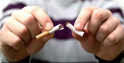 4 Makanan dan Minuman untuk Bantu Anda Berhenti Merokok
