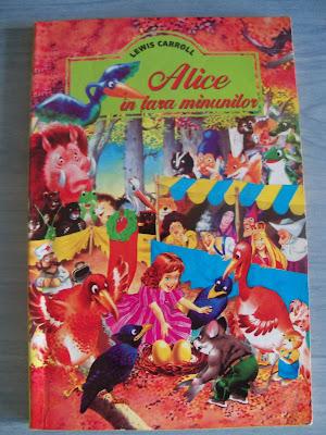 Alice in Tara Minunilor de Lewis Carroll