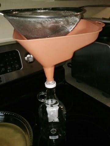 how to make home made cynar liqueur