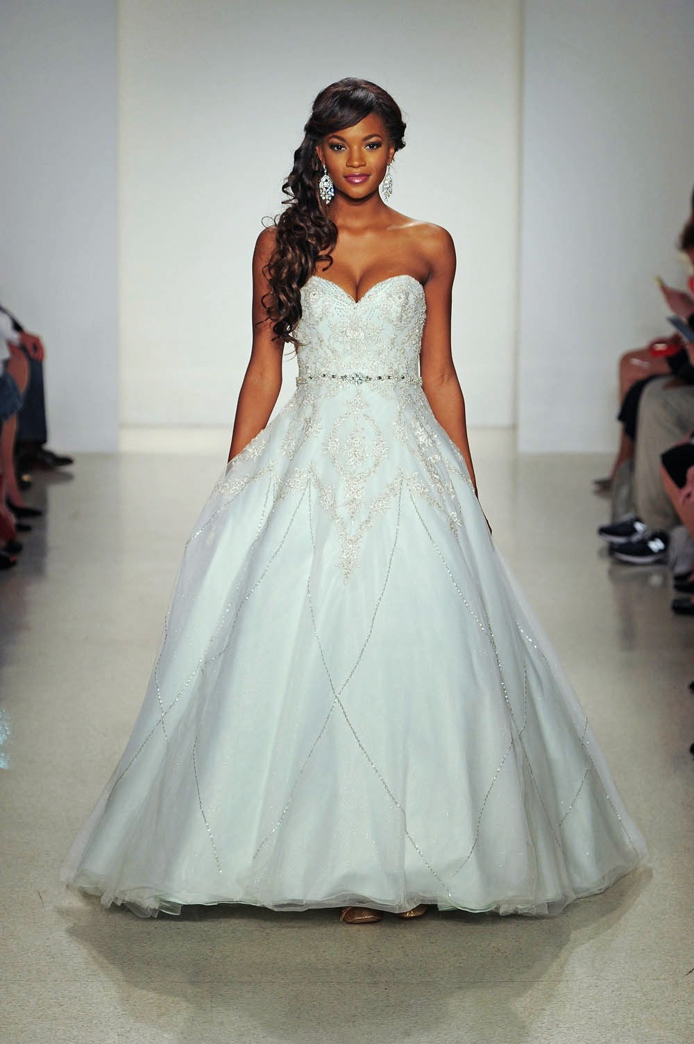 Alfred Angelo Fall 2015 Wedding Dresses - Runway - World of Bridal