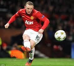 Jaringan Pertama Rooney Selepas Dilantik Kapten England