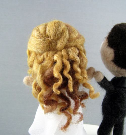 Felted Hair
