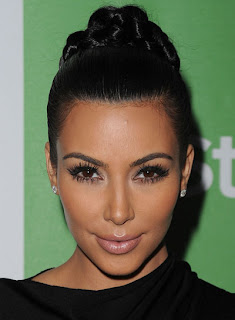 invisible hairstyle kim kardashian -33