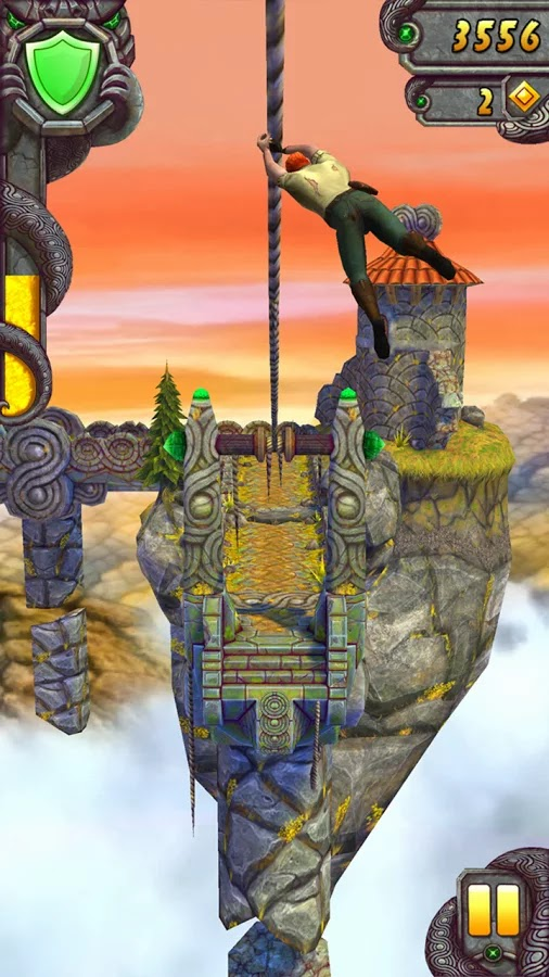 Screenshot Temple Run 2
