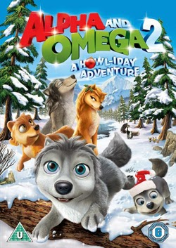 Alpha And Omega 2: A Howl-iday Adventure 2013 poster
