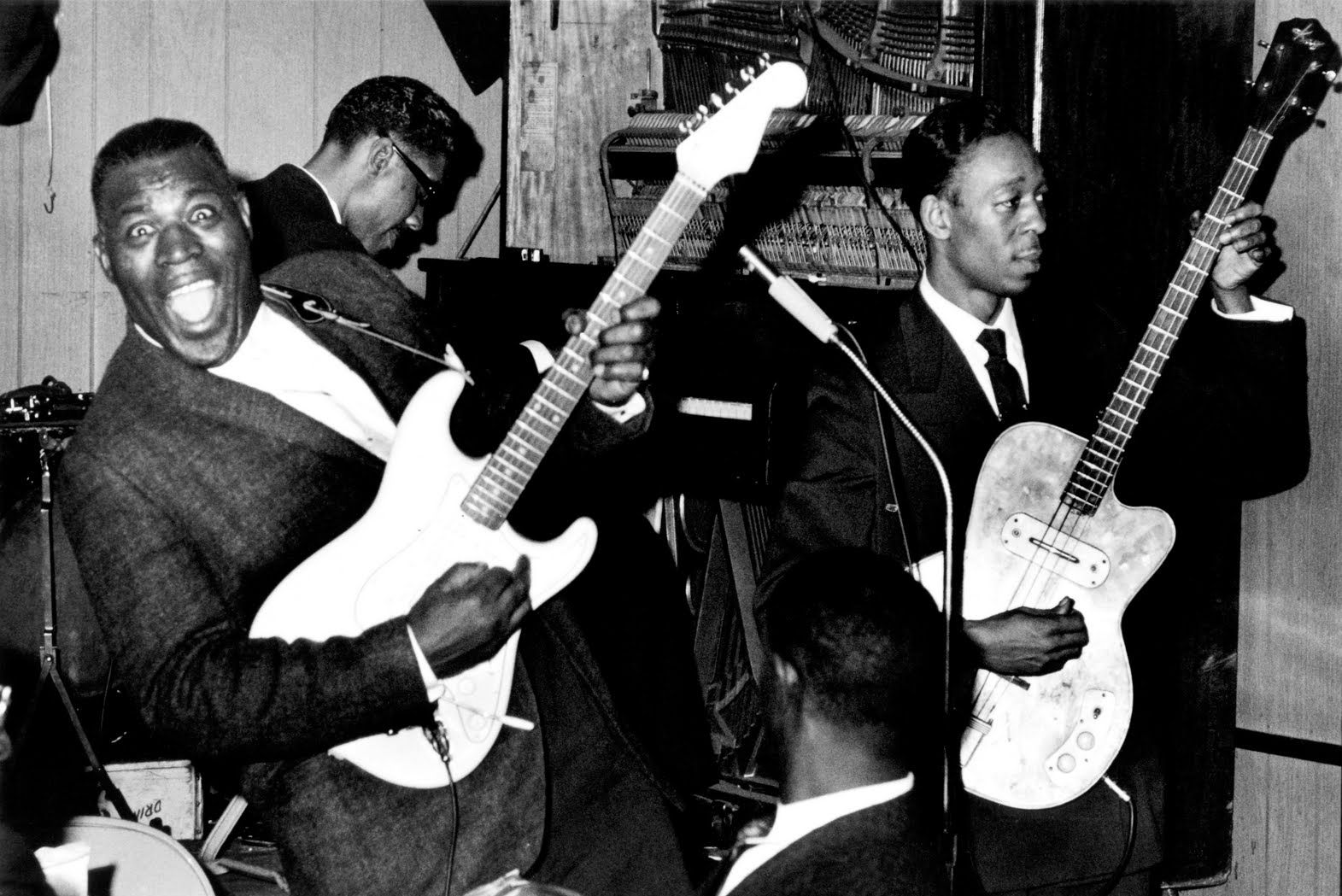 Bo Diddley Muddy Waters Little Walter Super Blues