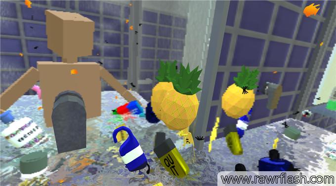 Simulador de banho – Shower Game