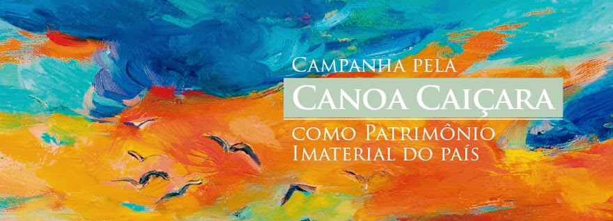 Campanha Canoa Caiçara Brasil