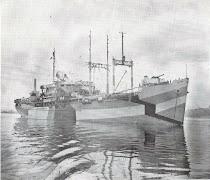 USS ST GEORGE WWII