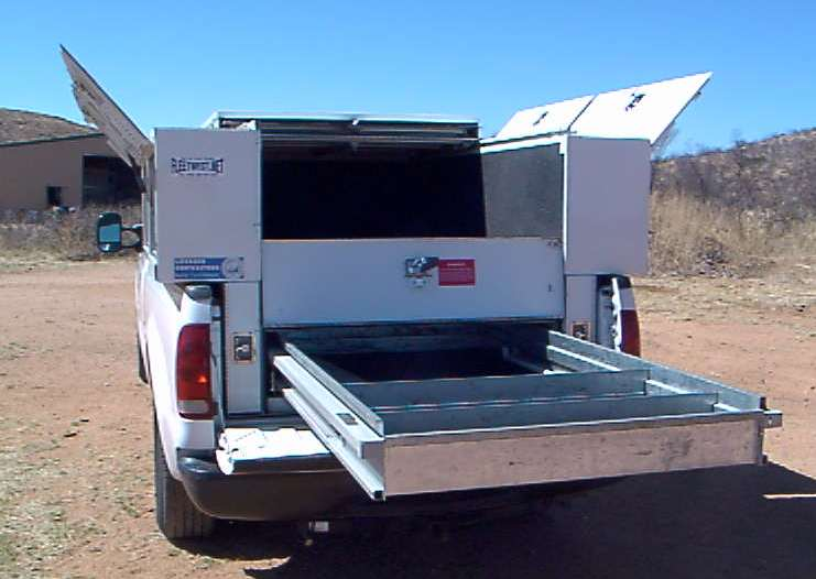 Truck Truck Utility Boxes