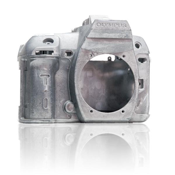 camera aluminum frame