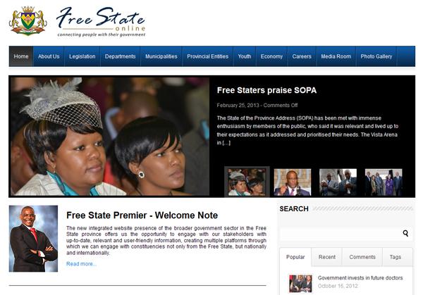 Free State Online