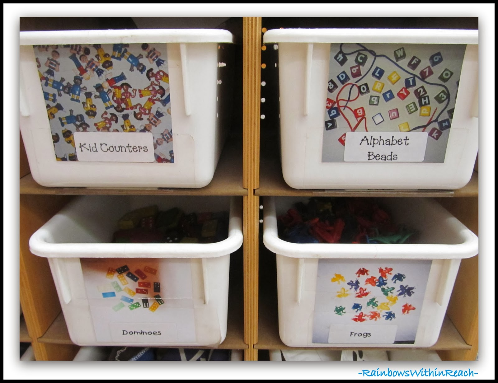 Classroom Storage Ideas Uk ~ Rainbowswithinreach ideas for classroom organization