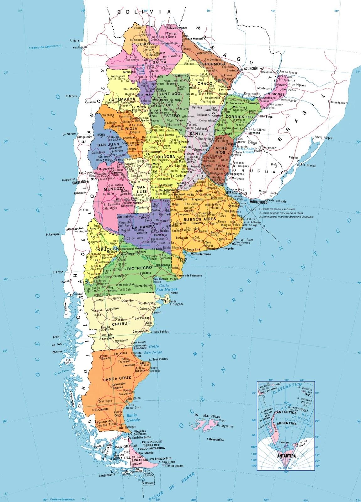 ARGENTINA POLITICO I