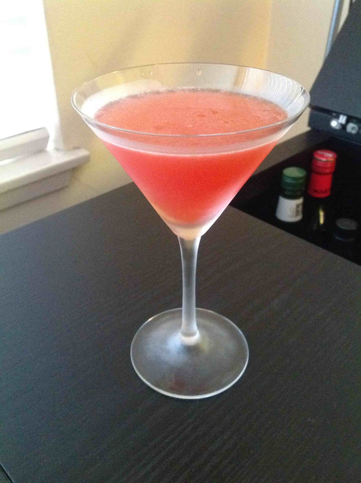 Vince Keenan: Cocktail of the Week: The Ward Eight