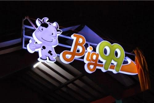 Big99 CAFÉ: Café Ala Kereta Api